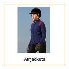bodyprotector paardrijden airbag