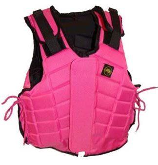 HB bodyprotector flex roze