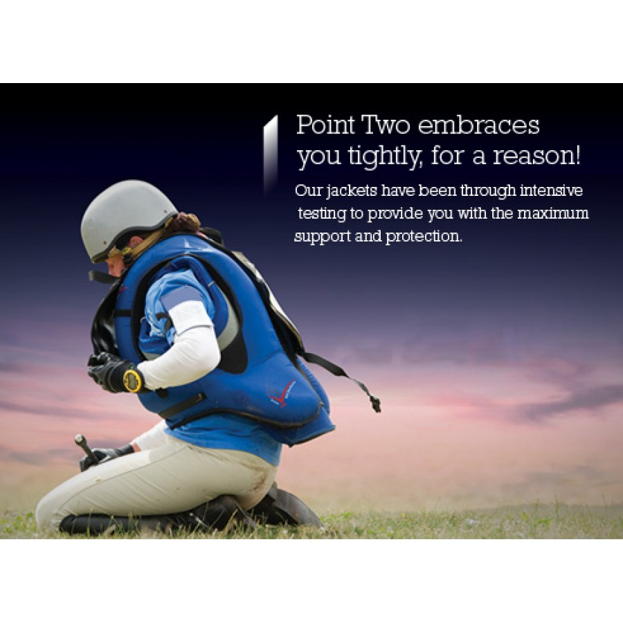 Point Two airjacket airbag vest